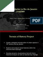 NACIS 2009 - Slave Transactions in Rio de Janeiro circa 1869