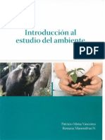 Introducción al Estudio del Medio Ambiente