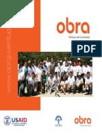 Obra Alianzas por la Juventud 2014