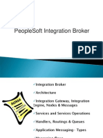 PeopleSoft Integration Broker