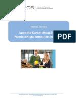 Apostila Personal Diet - Ipgs