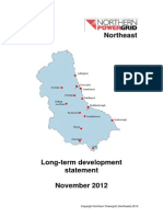 Northern Powergrid (Northeast) LTDS Summary Nov 2012