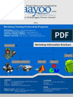 Waayoo Robotics, Android, OpenCV, MATLAB, RaspberryPi, Embedded Linux Workshops in all over India