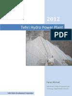 THDC Training Report