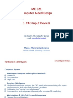 03-CAD Input Devices