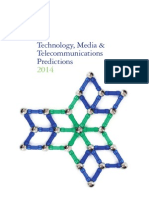 Deloitte Technology, Media & Telecommunications  Predictions 2014