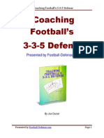 Coaching 335 Defense