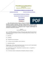 Constituição Brasileira_Artigos da Prova