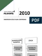 ESQUEMAS NUCLEO DE ANTROPOLOGÍA