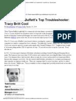 Meet Warren Buffett's Top Troubleshooter_ Tracy Britt Cool - Businessweek