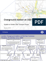 Overground at Old Oak Common