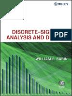 Discrete Signal Analysis and Design