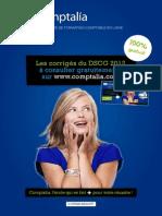 Sujet Corrige Dscg UE1 2012