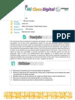 Formato Agenda Didáctica  2014-1