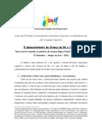 texto 2 - O Desenvolvimento da Criança da criança de 06 a 11 anos
