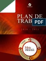 Plan de trabajo Braulio Cárdenas