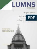 First Presbyterian Church of Orlando Magazine (March/April) 2014)