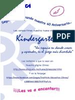 Comunicado Video Kinder-2