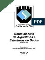 Notas de Aula Est Dados