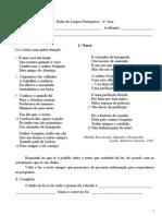 Ficha de avaliação intermédia