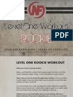 Level 1 Rookie Guide - Nerd Fitness