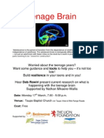 The Teenage Brain 14