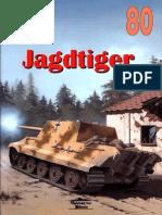 Wydawnictwo Militaria AFV 080] Jagdtiger