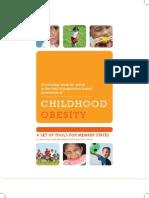 Childhood Obesity Tool