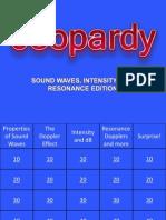 sound jeopardy