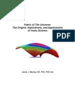 Fabric of the Universe on Vaastu