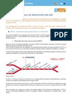 STIF - CA.travaux Renovation RER a Et C 5 Mars 2014.