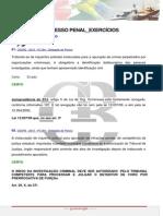 Processo Penal Exerccios Aldemar Monteiro