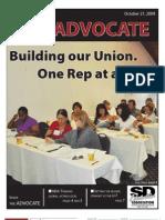 SDEA Advocate October 2009