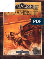 074 - Harald Evers - Das Dämonenschiff (Armalion) (2000)