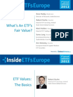 What is an Etf s Fair Value