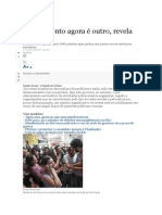 Sobre a juventude Brasileira Engajamento agora é outro