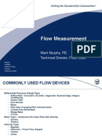 146276446 Flow Measurement