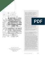 Reabrindo a -Caixa-preta- Rupturas e Continuidades No Discurso Sobre Aids Nos EUA