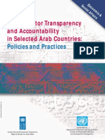 Un Pan 021716Public Sector Transparency