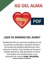 Sanidad Del Alma Sandra
