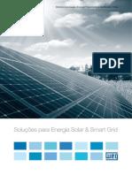 WEG Solucoes Para Energia Solar Smart Grid 50038865 Catalogo Portugues Br