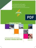 7. La Production