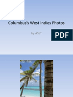 columbuss west indies photos