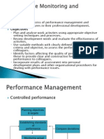 Chapter 10 - Performance Monitoring and Assessment