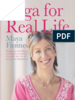 Maya Fiennes - Yoga for Real Life (2011)
