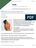 Teach Software 2010