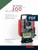 Manual Basico Estaciones V300 Español