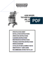 A200 Technical Manual