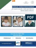 Quinta Sesion OCE Version Febrero (1)