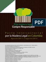Cartilla Pacto Por La Madera 2011